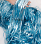 Metallic-Tinsel-Curtain-Foil-1m-2m-3m-4m-Backdrop-Pom-Poms-Streamers-Decor-AUS