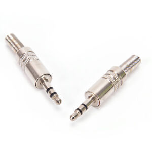 3-5mm-3-Pole-Headphone-Replacement-Jack-Male-Plug-Soldering-Connecto-vK