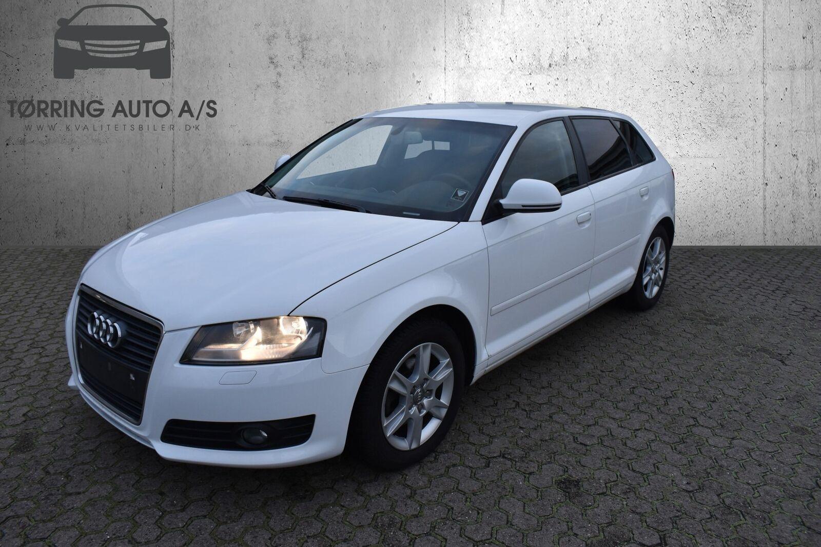 Audi A3 2,0 TDi 140 Attraction SB 5d