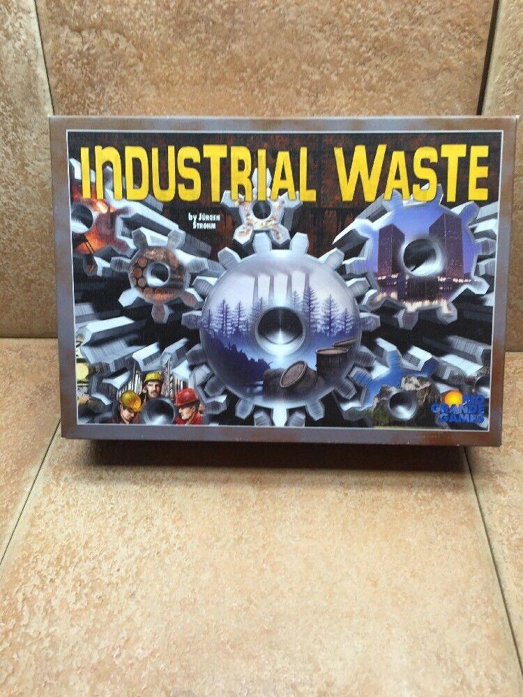 Industrial Waste Game Rio Grande games