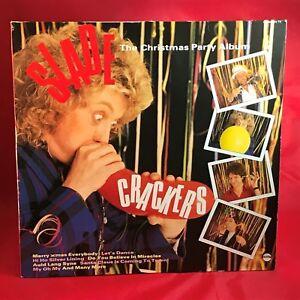 image is loading slade crackers the christmas party album 1985 uk - Slade Merry Christmas Everybody