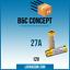 Piles-23A-A23-27A-A27-ALCALINE-12V-TOUT-USAGE-EXP-2021 miniature 3
