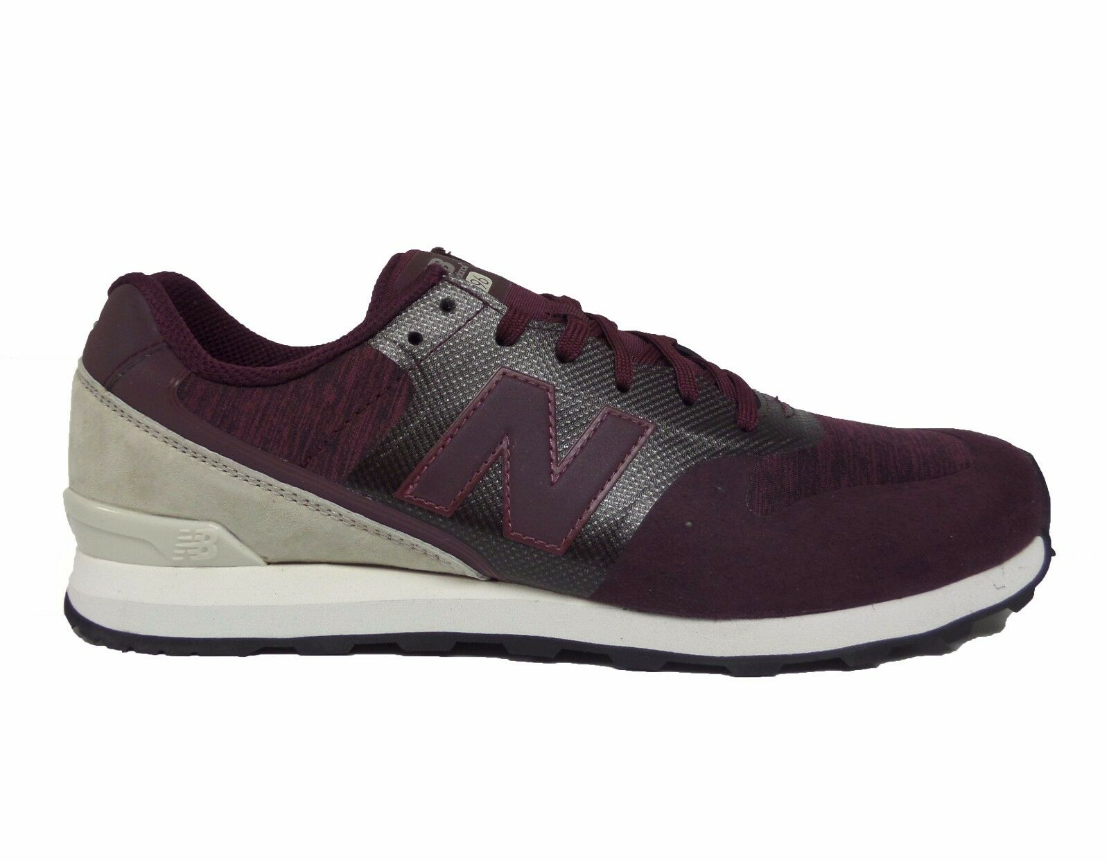 New Balance Women's 696 RE-ENGINEERED CLASSIC Running Shoes Merlot WL696NOD b