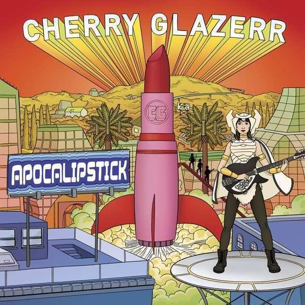 Cherry Glazerr - Apocalipstick Nuevo CD