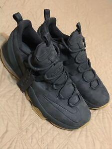 0f97becb9210 Nike (RARE) Mens Lebron XIII 13 Low PRM Anthracite Gum AH8289-001 ...
