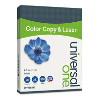 Universal Copier/laser Paper 98 Brightness 28lb 8-1/2 X 11 White 500 Sheets/ream on sale