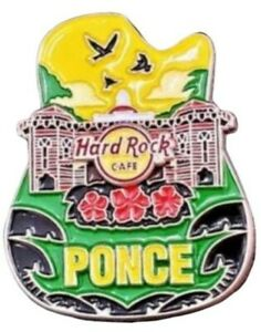 Hard-Rock-Cafe-PONCE-PR-2019-Core-City-Icon-Series-PIN-New-on-Card-HRC-526842
