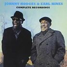 Complete Recordings 2 Disc Set Johnny Earl Hines Hodges 2014 CD