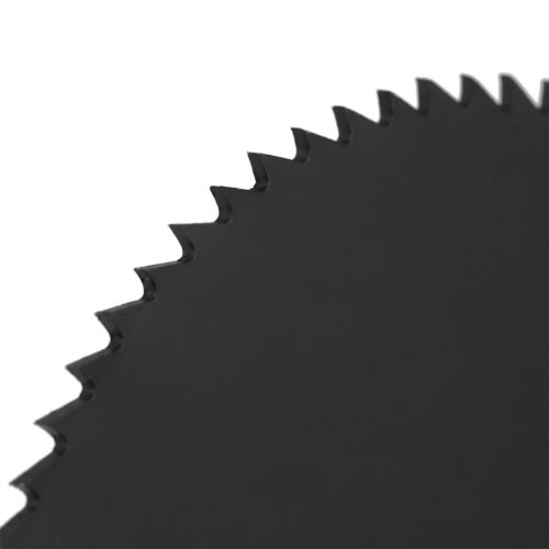 85*10mm 72T HSS Circular Saw Blades Cutting Disc Wheel For Wood Metal