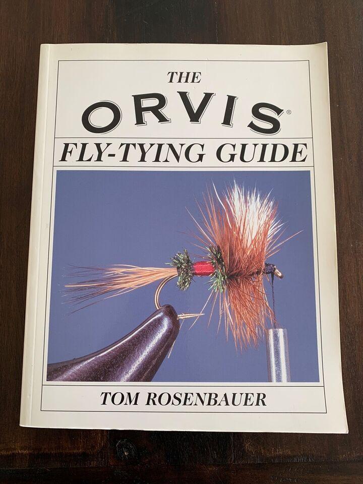 Fiskebøger, Orvis