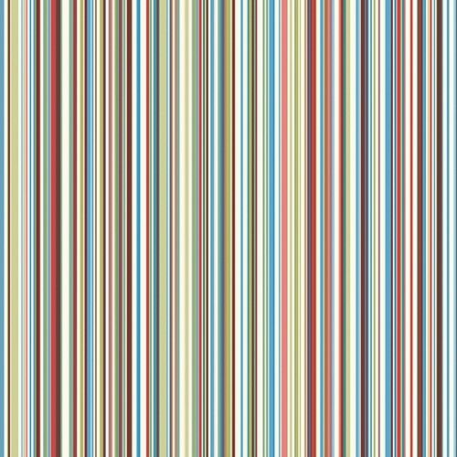 PRECUT Bubblegum Striped vinyl flooring VW T5 or T6 Lwb transporter campervan