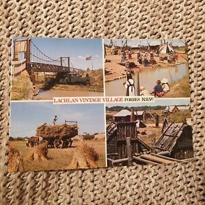 Lachlan-Vintage-Village-Forbes-NSW-Vintage-Postcard