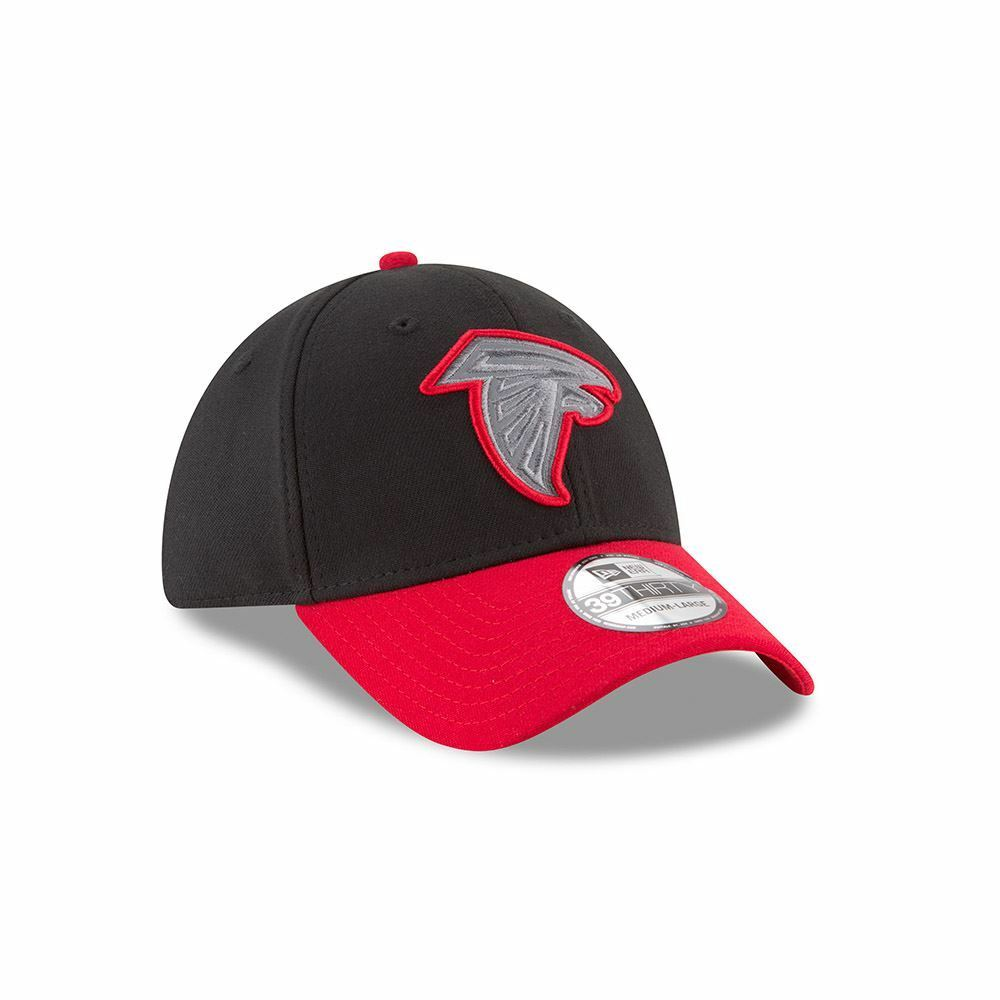 utterly stylish special sales sleek promo code for red black reflective new era atlanta falcons nfl ...