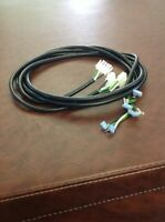 Three Hot Tub Accesory Electrical Cords