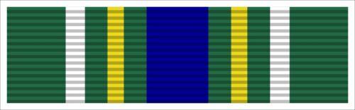 United States Korea Defence Service Ribbon Decal Sticker