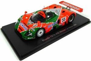 SPARK-Le-Mans-race-cars-Porsche-McLaren-Ford-Nissan-Audi-Renault-Mazda-1-43rd