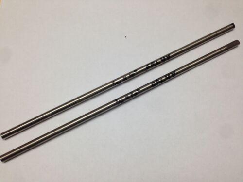 "1pc x Titanium Polished Rod Round Bar 1//4/"" X 10/"" Model Maker Machinist Ti 6AL4V"
