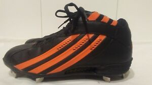 uk availability a0c5e a7b7d Image is loading Men-039-s-Adidas-ClimaCool-Metal-Baseball-Cleats-