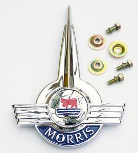 Morris-Moggi-Minor-Bonnet-Lid-Badge-Austin-Morris-part-AAA3958