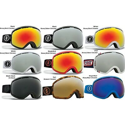 NEW Electric EG2 Mens oversized spherical ski snowboard goggles Msrp$160