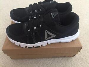 622b71b0 Details about Reebok Men's Shoes Yourflex Train 9.0 Running Cross Training  Black Size 12