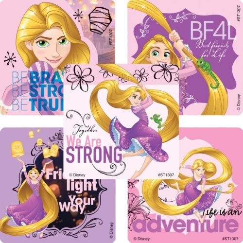 Birthday Party Disney Princess Party Rapunzel Stickers x 5 Rapunzel Party