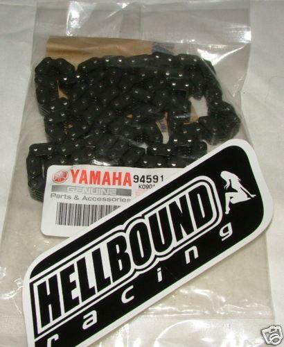 NEW Yamaha YFZ450R YFZ 450R YFZ450X OEM cam timing chain 2009-2017