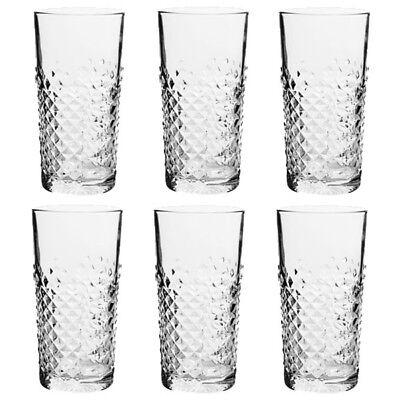 6x Libbey Crisal ANA Glas Sektgläser Sektglas 13 cl aus Portugal