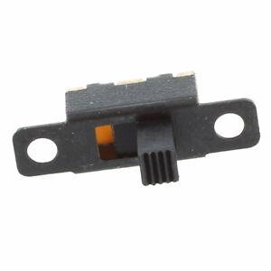 5pcs-5V-0-3-A-Mini-Size-Black-SPDT-Slide-Switch-for-Small-DIY-Power-PK-UK-SELLER