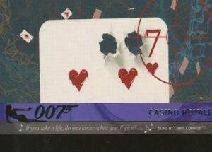 James-Bond-Heroes-amp-Villains-The-Quotable-Theme-Songs-Expansion-Card-T11