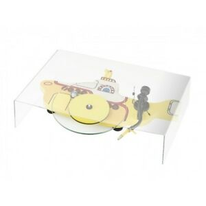 Pro-Ject-Dust-Protector-Cap-Cover-It-Beatles-Yellow-Submarine-Prohaubeys-New