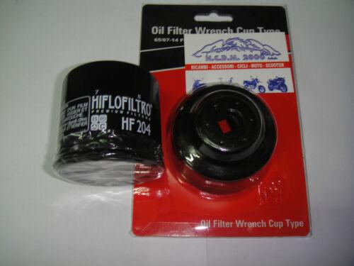 FILTRO OLIO HF204 CHIAVE SMONTA FILTRO BZ5180 YAMAHA YZF-R6 TUTTI I MODELLI