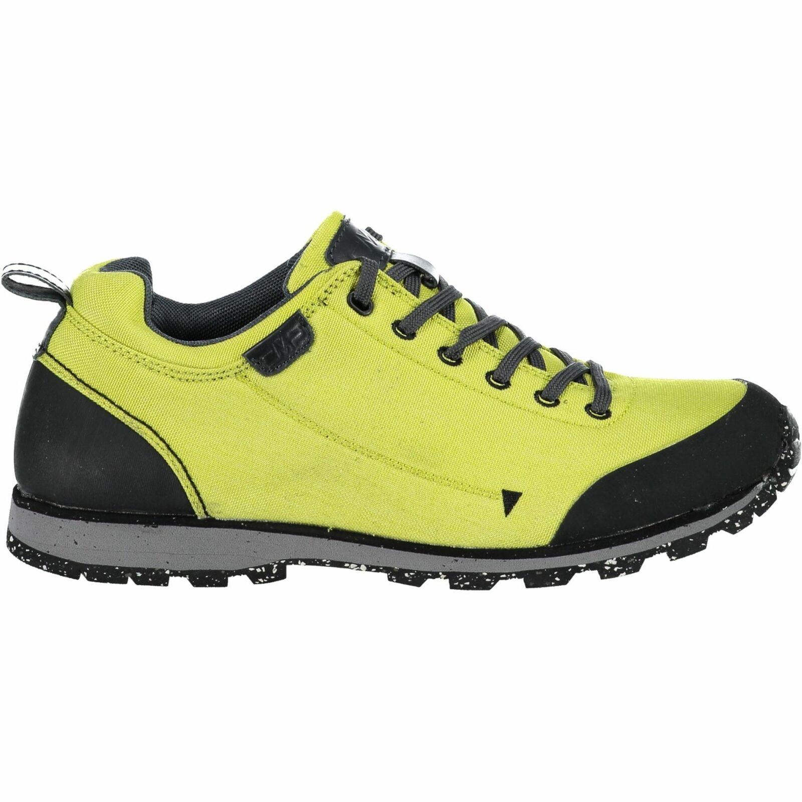 Excursión al aire libre del CMP zapatos verdes poco profundos de la Elettra Low cordura