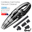 Portable Hand Vacuum Cleaner Cordless Wet&Dry Dust Rechargeable Home Car 712396634416