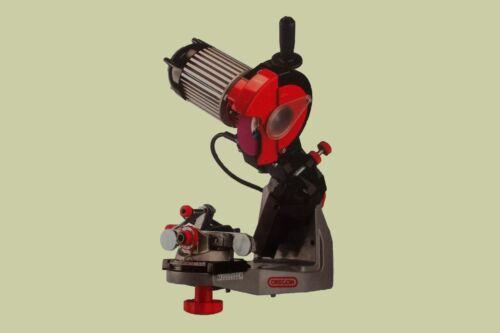 Oregon PROFI Kettenschärfgerät hydraulische Kettenspannung Kettenschleifgerät
