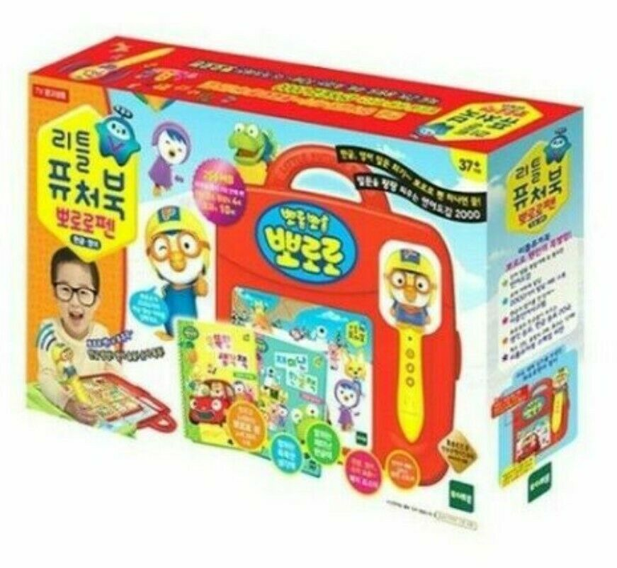 Sale Toytron Little Future Book PGoldro Pen Toys rot Kids Character TV Movie_sgeu