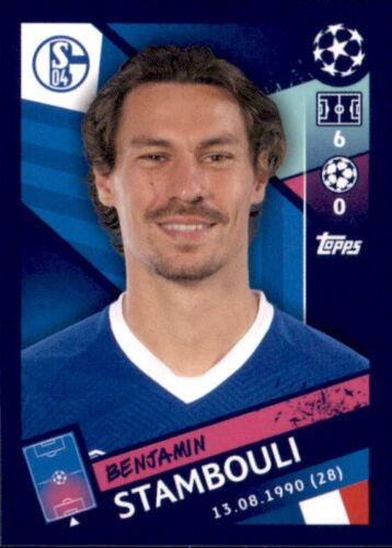Topps Champions League 18/19 Sticker 106 Benjamin Stambouli