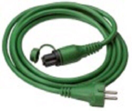 ORIGINAL DEFA WarmUp 230V Verbindungskabel grün 5 m Anschlusskabel Schukostecker