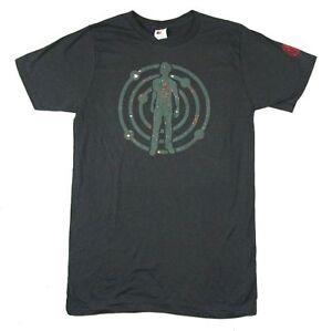 Kid-Cudi-Silhouette-Stars-Circles-Grey-T-Shirt-New-Official-Merch-Soft