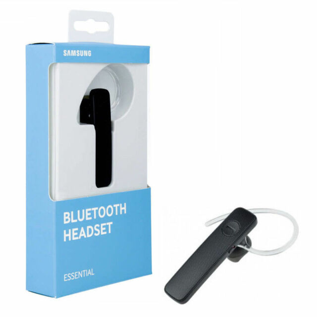 GENUINE SAMSUNG BLUETOOTH HEADSET HANDSFREE FOR SAMSUNG GALAXY S6 S7 EDGE S8 S8+