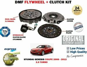 FOR-HYUNDAI-GENESIS-COUPE-2-0-T-2008-2012-DUAL-MASS-DMF-FLYWHEEL-CLUTCH-KIT