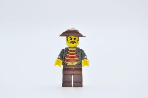 LEGO Figur Minifigur Adventure Mr Cunningham adv020 aus Set 1279 5987