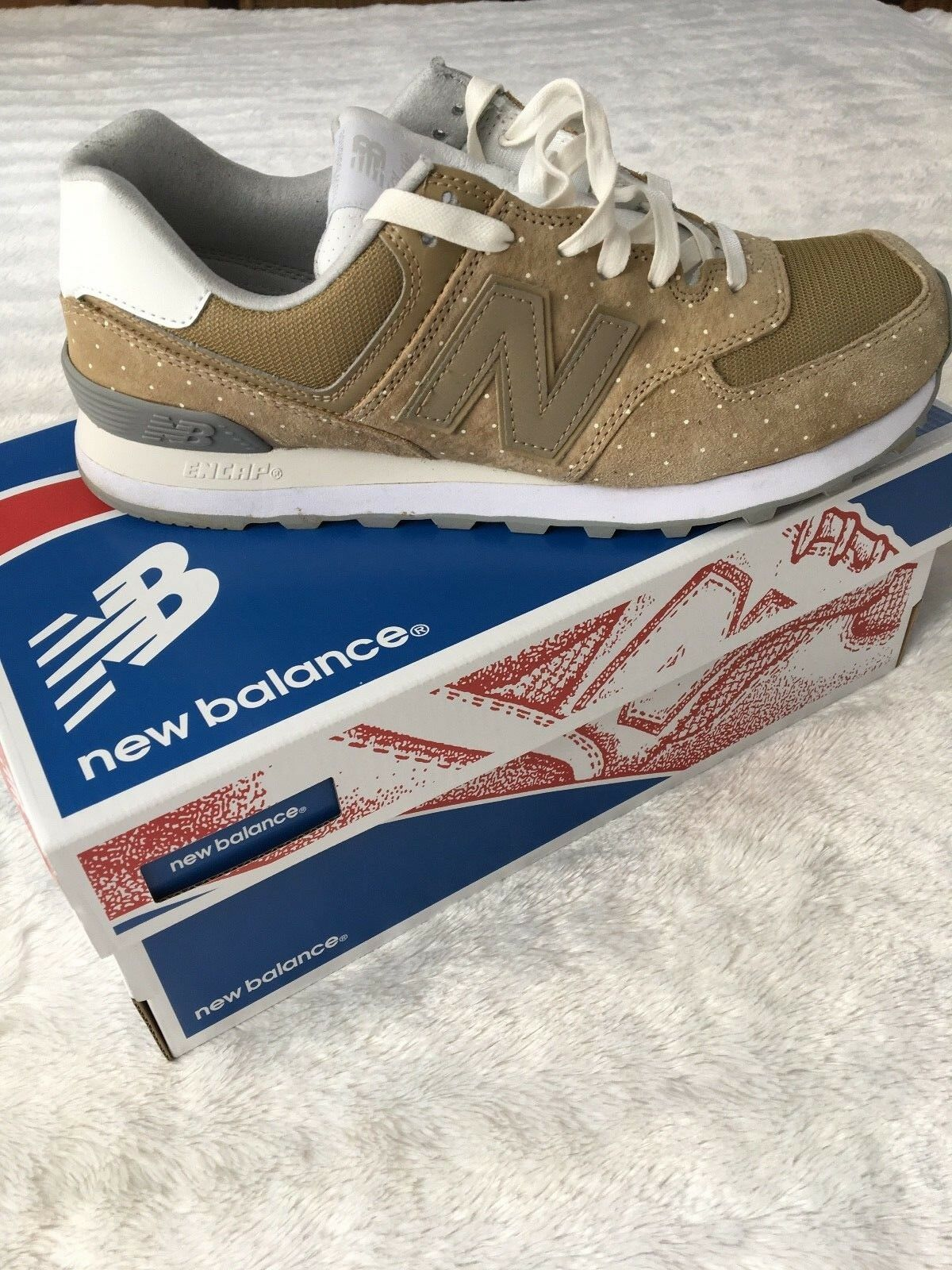 New Balance sold Schuhe Gr.42 Polka Pack sold Balance out Overkill 1300 998 997 1500 574 eb1156