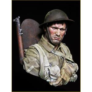 1-10-034-Tommy-034-Resin-Bust-Figure-Model-Unfinished