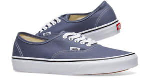 Image is loading Vans-Men-Authentic-Sneakers-Grisaille-True-White c08eea02d