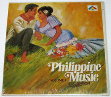 Philippines ERIC DIMSON Philippine Music Vol.1 OPM LP Record