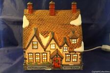 Department Dept 56 Nicholas Nickleby Wackford Squeers Boarding School w/Box
