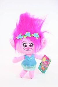 TROLLS-plush-POPPY-12-034-soft-toy-Hug-039-N-Plush-DreamWorks-movie-NEW