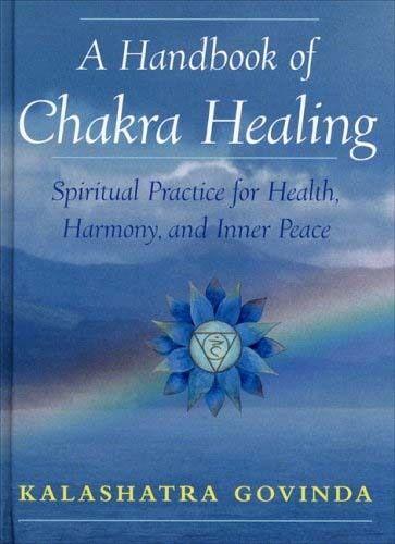 A HANDBOOK OF CHAKRA HEALING ..........Hb ... Brand New