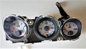 Quadro-Strumenti-ALFA-ROMEO-156-VEGLIA-orologio-centrale-usato-original-dashboar